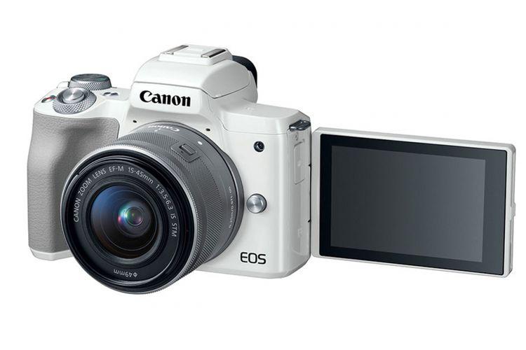 Canon Mirrorless M50, Kamera Keluaran Terbaru Dari Canon