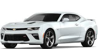 Chevrolet Camaro, Mobil Dengan Mesin Monster Berbalut Desain Sporty