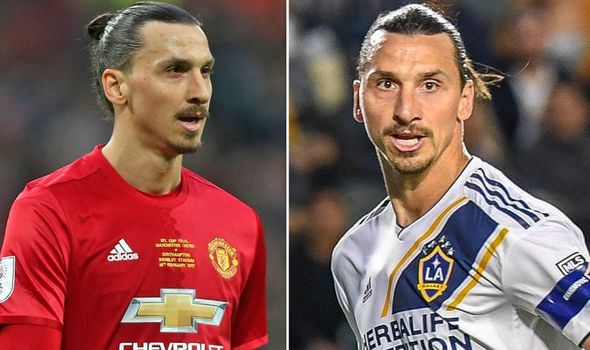 Manchester United Pertimbangkan Rekrut Zlatan Ibrahimovic