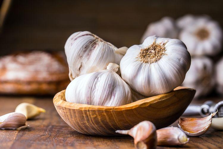 Masalah Kesehatan Jika Berlebihan Dalam Mengkonsumsi Bawang Putih
