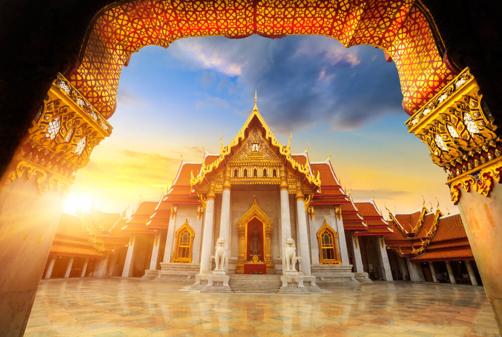 The Grand Palace Wisata Utama Bangkok