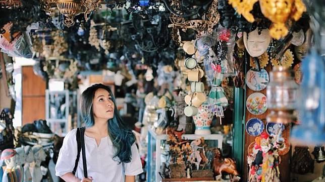 3 Pasar Seni Terbaik Di Indonesia Yang Wajib Kamu Kunjungi