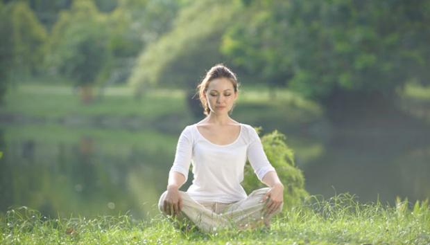 Saat Mandi Pun Bisa Menjadi Saat Meditasi Yang Pas