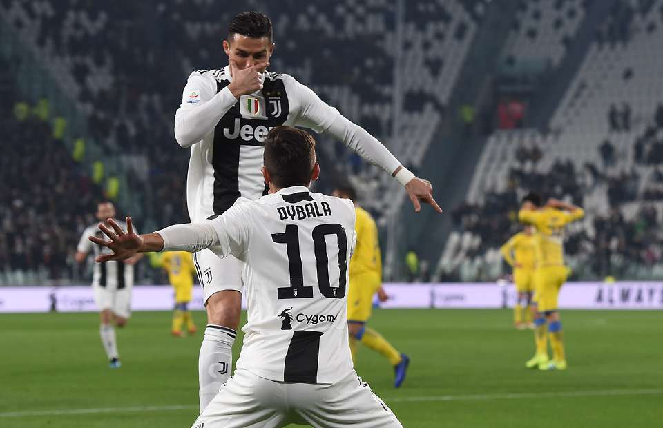 Juventus Siap Berpisah Dengan Dybala