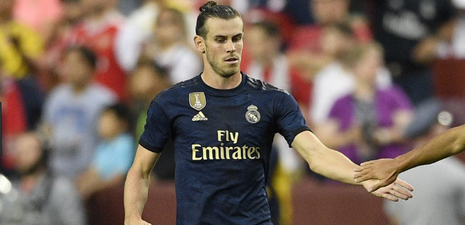 Zinedine Zidane: Lebih Baik jika Gareth Bale Pergi Besok