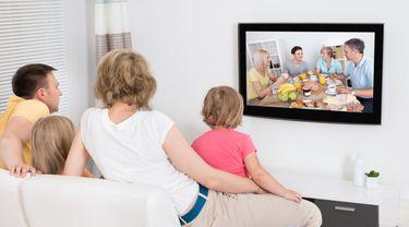 Beberapa Pengaruh Menonton TV Dalam Kehidupan