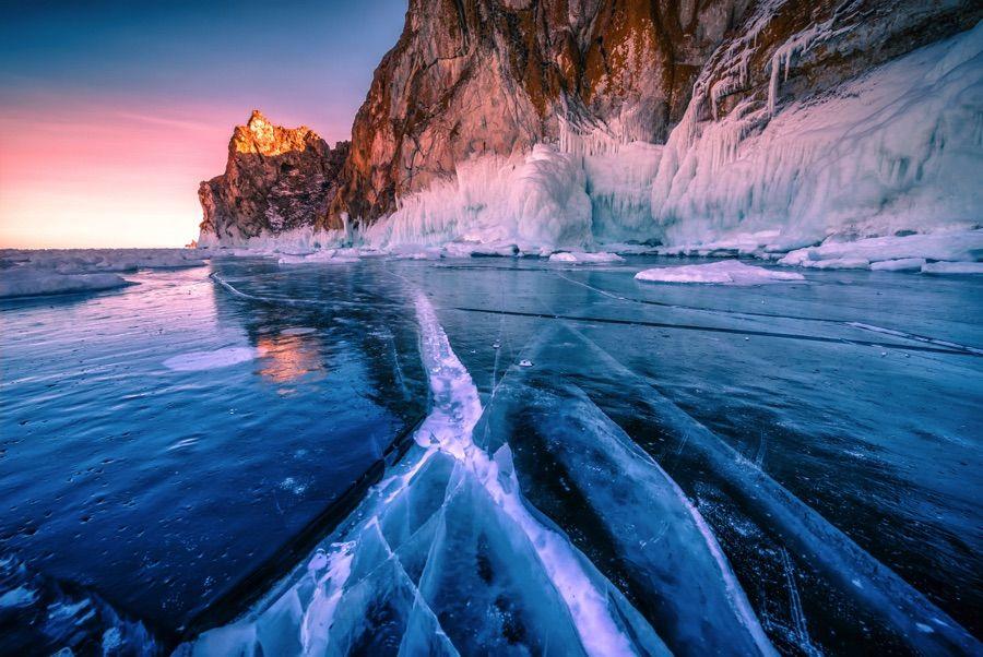 4 Danau Terbesar Di Dunia