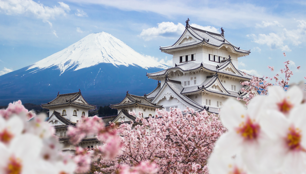 Favorit Destinasi Masyarakat Indonesia ialah Jepang