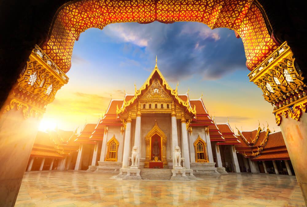 The Grand Palace Wisata Utama Bangkok