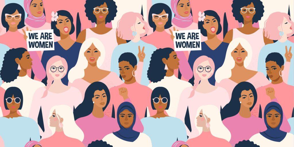 Pandangan Teori Feminist Dari Beberapa Kelompok